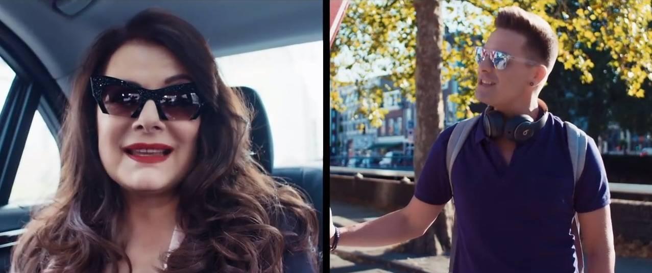 Eloy De Jong Und Marianne Rosenberg Im Video Zu Liebe Kann So Weh Tun