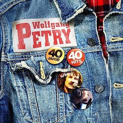 "Wolfgang Petrys Album ""40 Jahre – 40 Hits"""