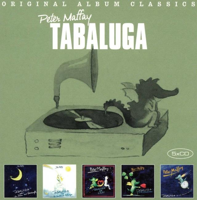 "Peter Maffay ""Tabaluga Box Set"""