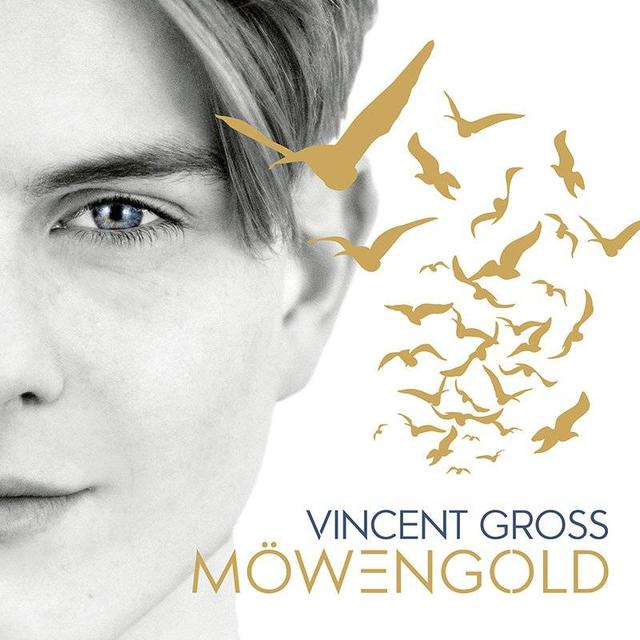 "Vincent Gross neues Album ""Möwengold""."