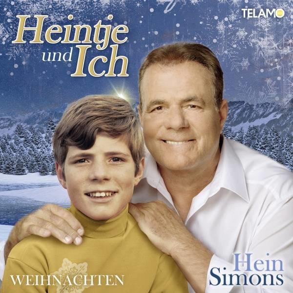 """Hein Simons: """"Weihnachten mit Heintje"""" als Duett-Album"""