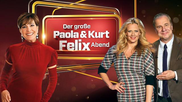 Der Große Paola Und Kurt Felix Abend Von Verstehen Sie Spaß Bis