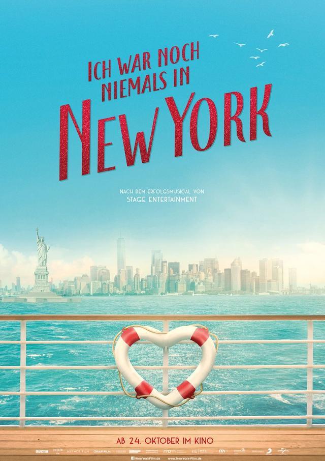 Ich War Noch Niemals In New York Film