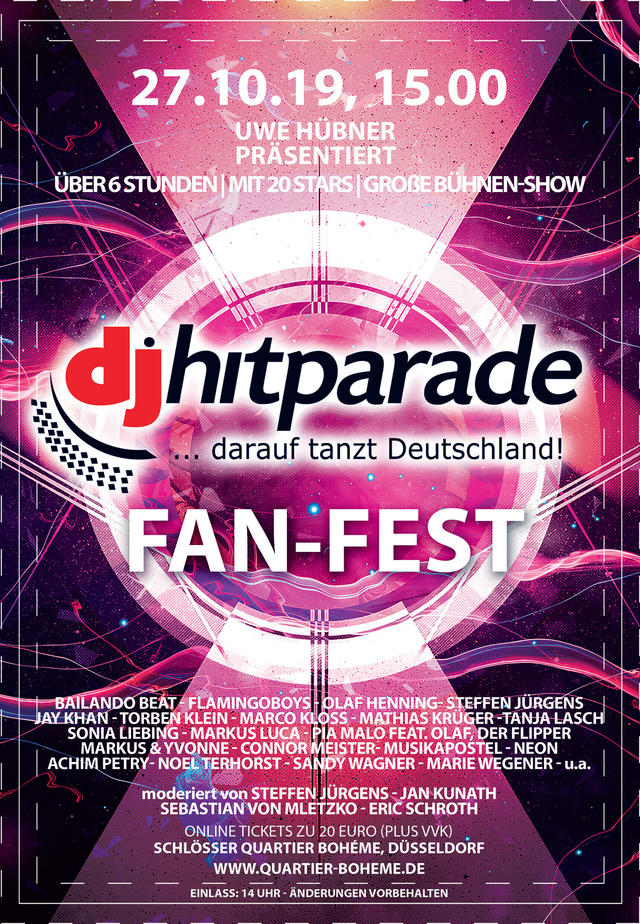 DJ Hitparade Fan-Fest