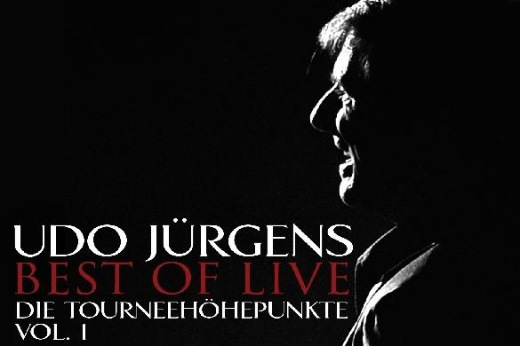 Udo Jürgens Album Best of Live