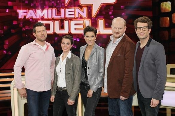 Anna Maria Zimmermann Beim Familien Duell