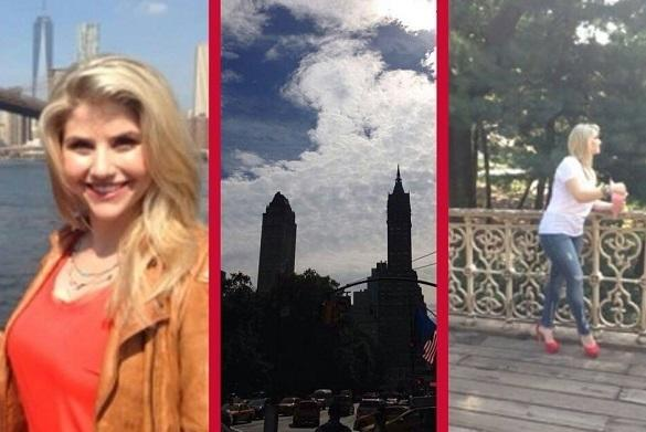 Beatrice Egli Videodreh New York