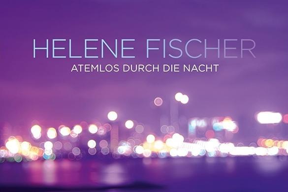 """Single Charts 2014 Österreich: Helene Fischers """"Atemlos siegt"""