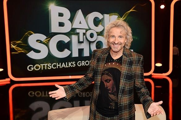Back To School Mit Howard Carpendale