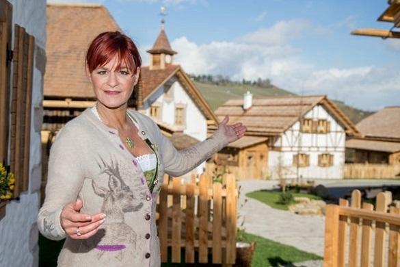 Andrea Berg Dörfle In Kleinaspach