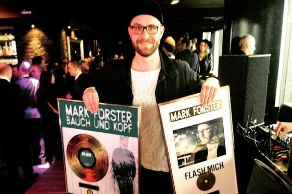 Mark forster single flash mich