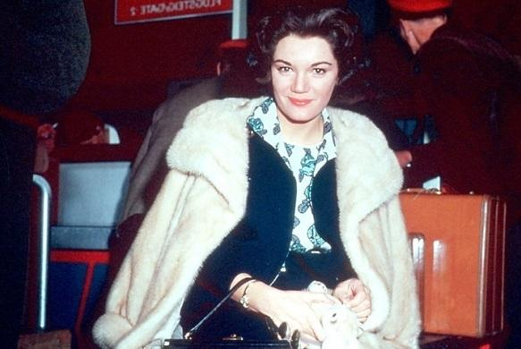 Connie Francis Lieder
