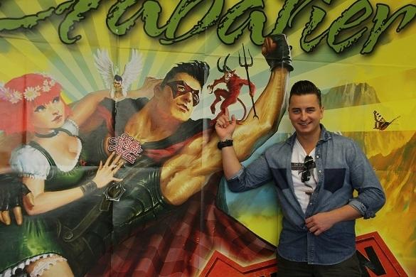 Andreas Gabalier In München Interview Mit Dem Mountain Man
