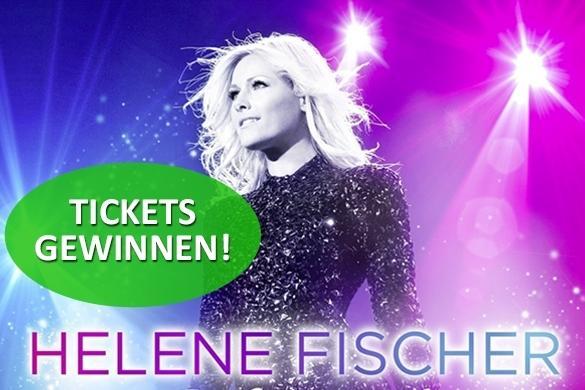 Gewinnspiel Tickets Für Die Helene Fischer Stadion Tournee