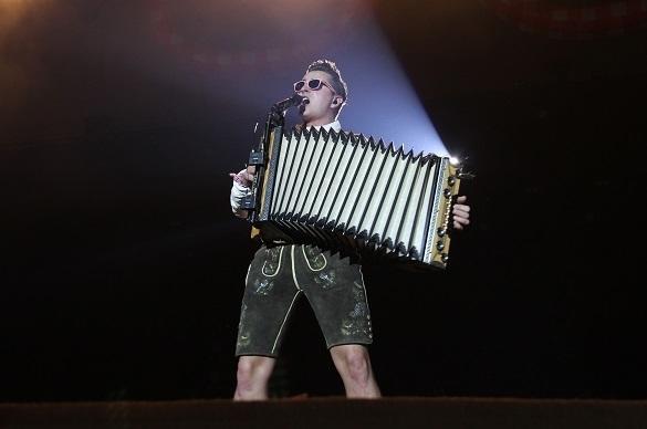 Tv Tipp Andreas Gabalier Konzerthighlights Aus München