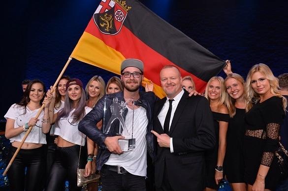 Mark Forster Gewinnt Bundesvision Song Contest 2015 Von Stefan Raab