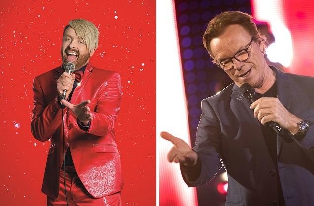 Ross Antony Singt Wolfgang Lippert Ein Geburtstagsständchen