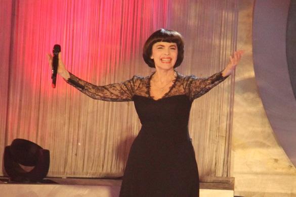 Das Tragische Schicksal Der Mireille Mathieu