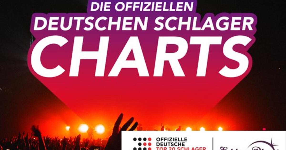 Schlager-Charts: Neueinsteiger spingt auf Platz 1 - KW 20