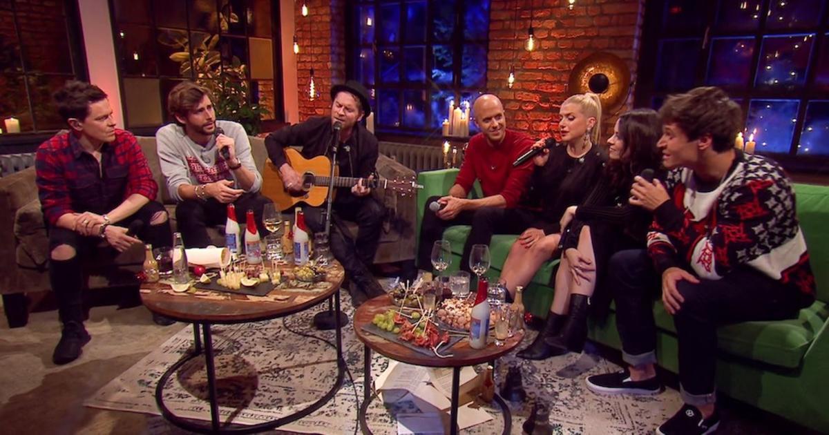 """""""Sing meinen Song – Die Weihnachtsparty"""": Die Songs"""