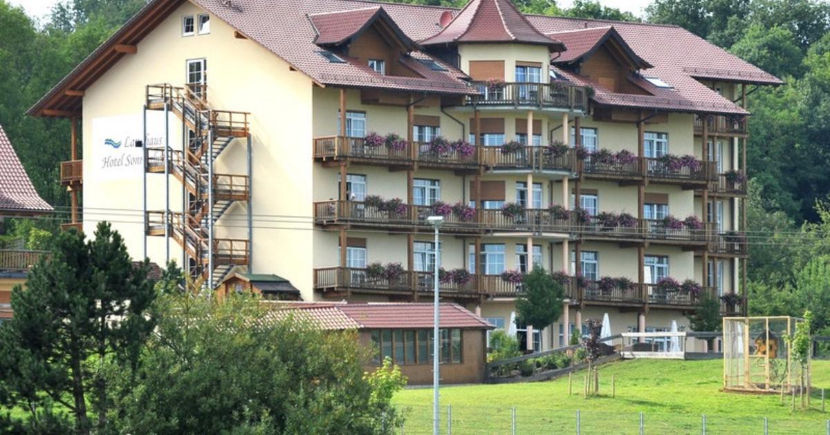 Hotel Sonnenhof Andrea Berg