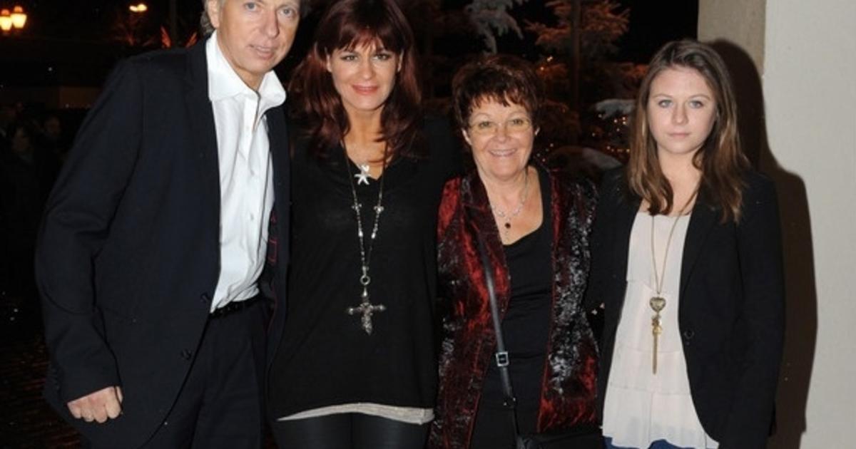 Andrea Berg Familie Tochter Lena Maria Mann Uli Mutter Helga