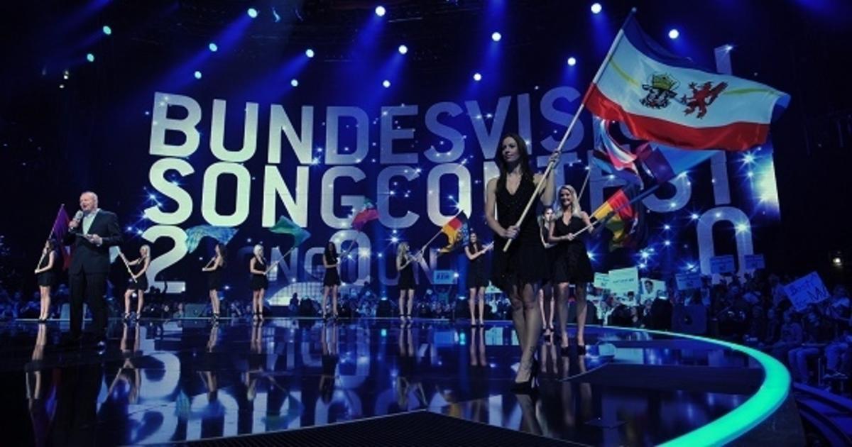 Bundesvision Song Contest Teilnehmer