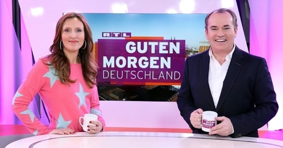 Guten Morgen Deutschland Mit Alexander Klaws