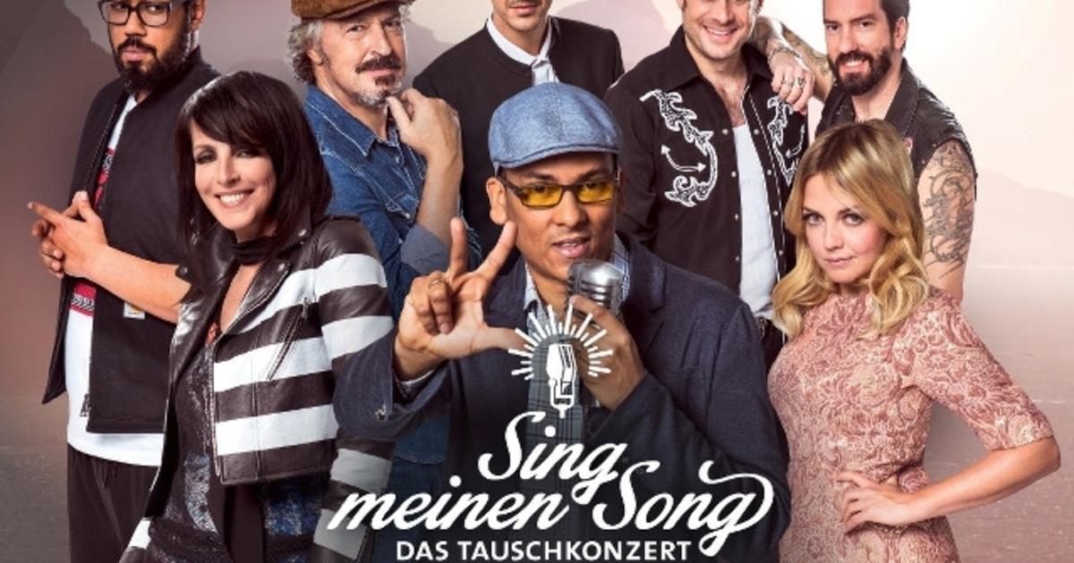 Vorstellung Der Teilnehmer Dritte Staffel Von Sing Meinen Song