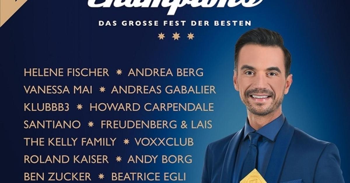 Schlager Champions 2018 Das Große Fest Der Besten Auf Cd