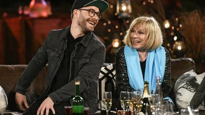 Mark Forster und Mary Roos.