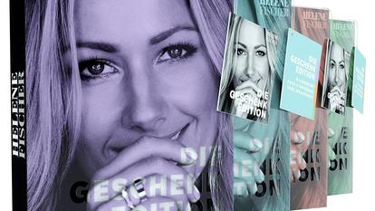 Helene Fischer (Ltd. Geschenk Edition inkl. 4 CDs + DVD + BluRay) CD+DVD, Box-Set