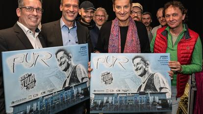 PUR erhält in Nürnberg den Sold Out Award