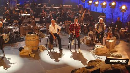 Santiano Ben Zucker MTV Unplugged
