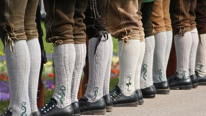 Oktoberfest Outfit Tracht