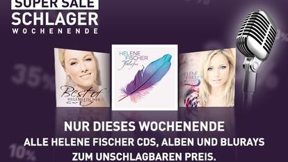 Super-Sale Helene Fischer