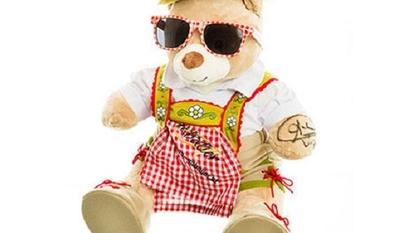 Andreas Gabalier Bobbi Bear