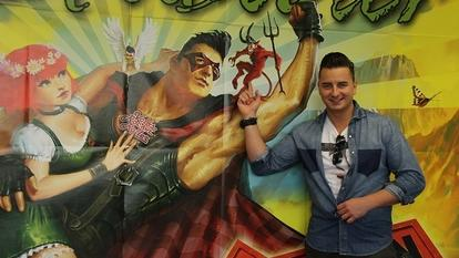 Andreas Gabalier Mountain Man