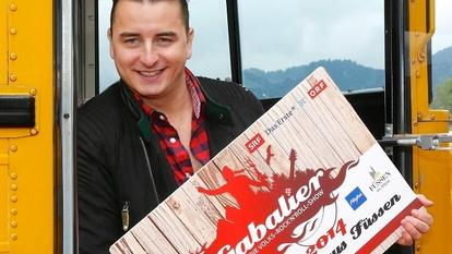 Andreas Gabalier Volks-Rock'n'Roll-Show