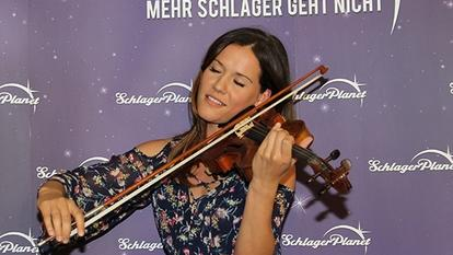 Franziska Wiese Interview Violine