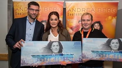 Sold Out Award Andrea Berg Nürnberg