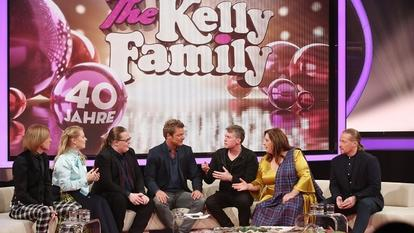 "RTL feiert am Mittwoch ""40 Jahre The Kelly Family""."