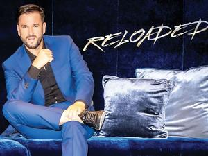 "Michael Wendler mit seinem Best-of-Album ""Reloaded""."
