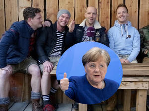 VoXXclub  Brief an Angela Merkel