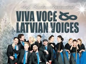 Latvian Voices, Viva Voce