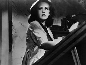 Nackt  Hildegard Knef Sunderin (1951)