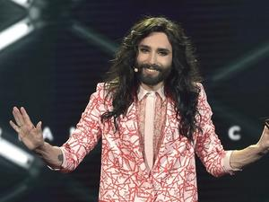 "Conchita moderiert die ""Amadeus Austrian Music Awards 2018""."