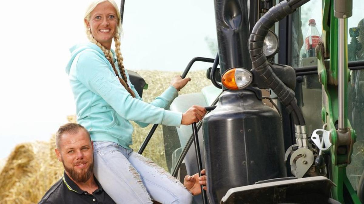 Sucht mann landwirtin Tinder erfahrungen