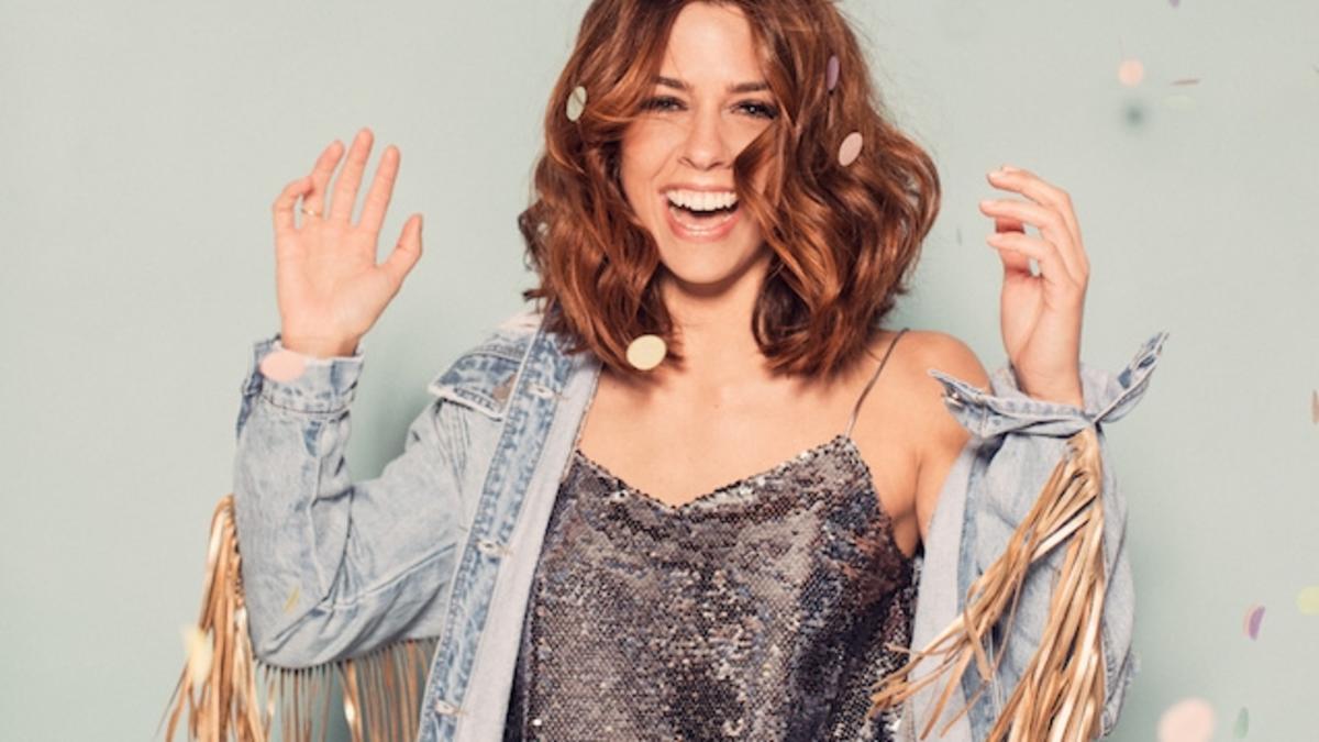 Wolkenfrei Vanessa Mai Styling Frisur Schminke Und Co